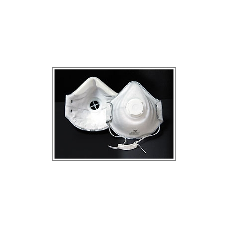 N95活性碳呼氣閥過濾口罩